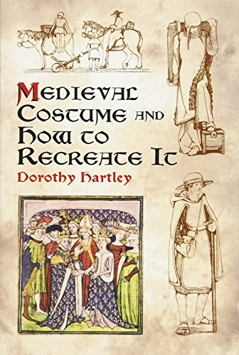 9780486429854: Medieval Costume and How to Recreate it (Dover Fashion and Costumes)