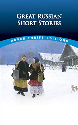 Great Russian Short Stories (Dover Thrift Editions): Leonid Andreyev, Anton