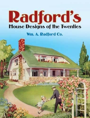 9780486429939: Radford's House Designs of the Twenties (Dover Architecture)