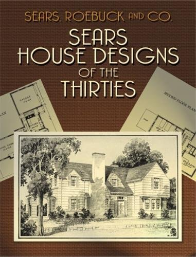 9780486429946: Sears House Designs of the Thirties (Dover Architecture)