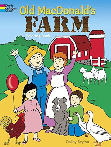 9780486430348: Old MacDonald's Farm Coloring Book (Dover Coloring Books)