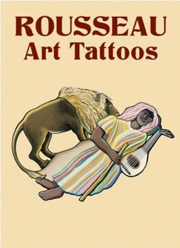9780486430751: Henri Rousseau Art Tattoos (Dover Tattoos)