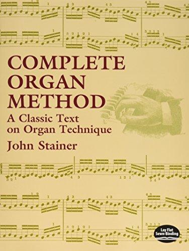 9780486430799: Complete Organ Method