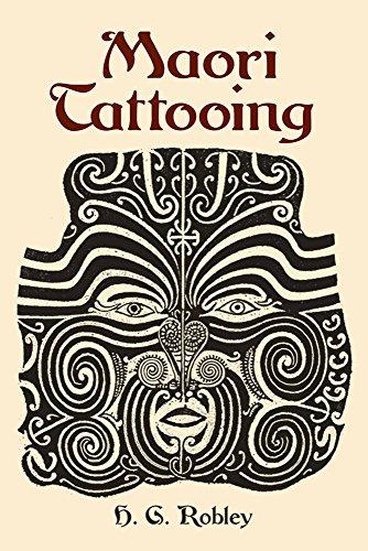 9780486430928: Maori Tattooing