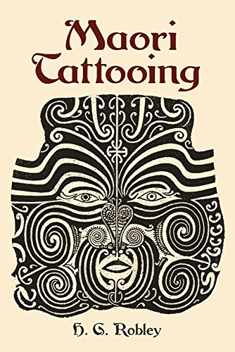 9780486430928: Maori Tattooing (Dover Pictorial Archives)