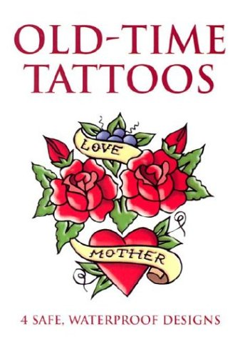 9780486431123: Old-Time Tattoos