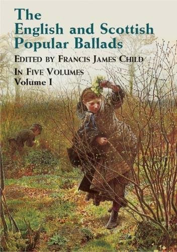 9780486431451: The English and Scottish Popular Ballads, Vol. 1