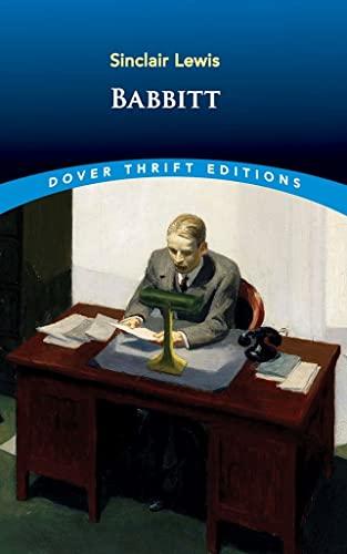9780486431673: Babbitt (Dover Thrift Editions)