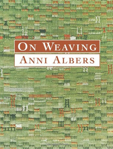 9780486431925: On Weaving