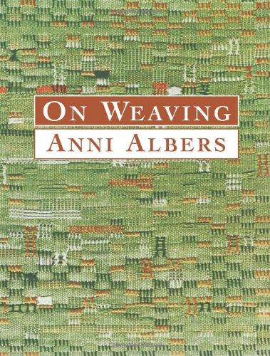 9780486431925: On Weaving (Dover Craft Books)