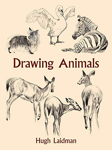 9780486432076: Drawing Animals (Dover Art Instruction)
