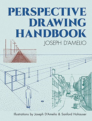 9780486432083: Perspective Drawing Handbook (Dover Art Instruction)