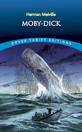 9780486432151: Moby-Dick (Dover Thrift Editions)