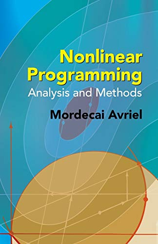 9780486432274: Nonlinear Programming: Analysis and Methods (Dover Books on Computer Science)