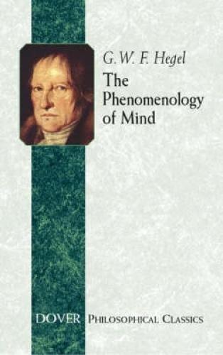 9780486432519: The Phenomenology of Mind (Philosophical Classics)