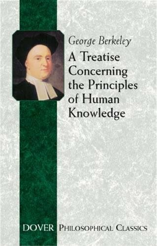 9780486432533: A Treatise Concerning the Principles of Human Knowledge (Dover Philosophical Classics)
