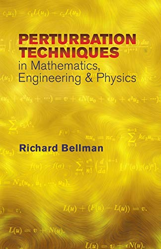 9780486432588: Perturbation Techniques in Mathematics, Engineering and Physics (Dover Books on Physics)