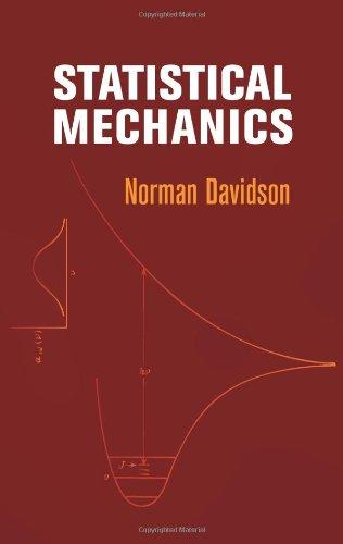 9780486432649: Statistical Mechanics