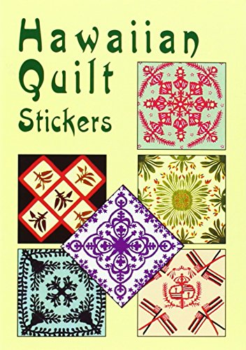 9780486432670: Hawaiian Quilt Stickers