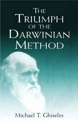 9780486432748: The Trimph of the Darwinian Method (Dover Books on Biology, Psychology, and Medicine)