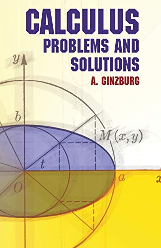 9780486432779: Calculus: Problems and Solutions (Dover Books on Mathematics)
