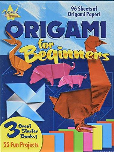 9780486432922: Origami Fun Kit for Beginners (Dover Fun Kits)