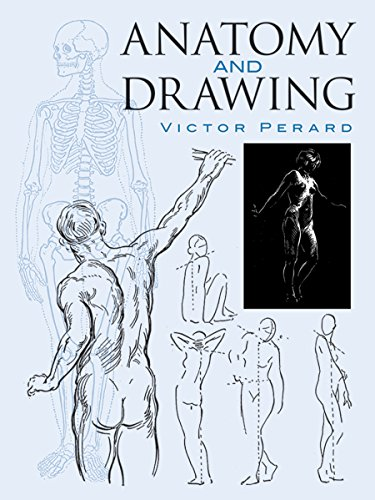 9780486432960: Anatomy and Drawing (Dover Art Instruction)