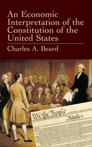 9780486433653: An Economic Interpretation of the Constitution of the United States