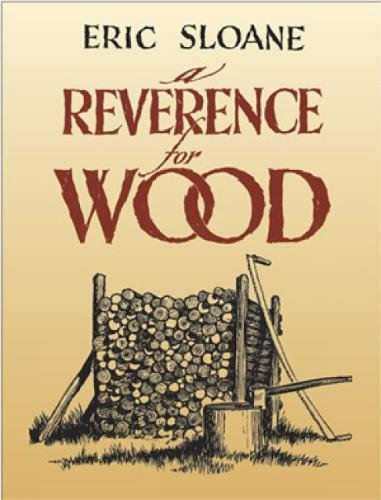 9780486433943: A Reverence for Wood