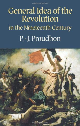 9780486433974: General Idea of the Revolution in the Nineteenth Century