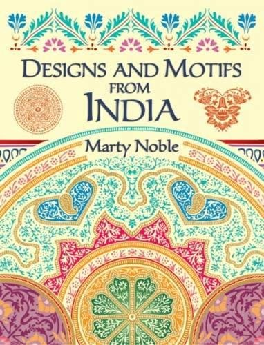 9780486434032: Designs and Motifs from India (Dover Pictorial Archive)