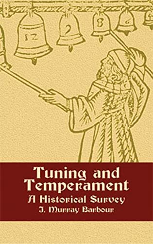 9780486434063: Tuning and Temperament: A Historical Survey