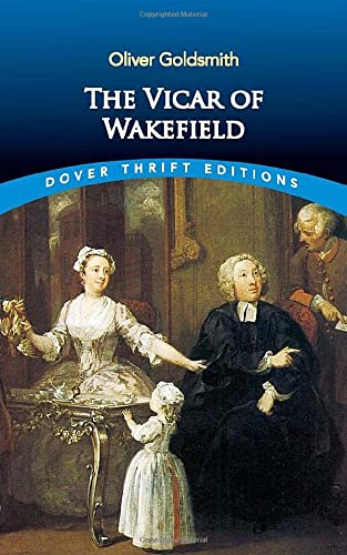 9780486434100: The Vicar of Wakefield (Dover Thrift Editions)
