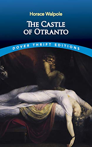 9780486434124: The Castle of Ontranto (Dover Thrift Editions)