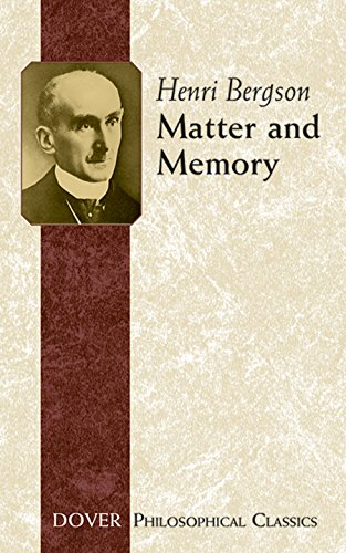9780486434155: Matter and Memory (Philosophical Classics)