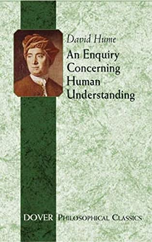 9780486434445: An Enquiry Concerning Human Understanding (Dover Philosophical Classics)