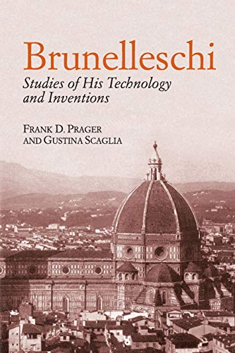 9780486434643: Brunelleschi: Studies of His Technology and Inventions (Dover Architecture)