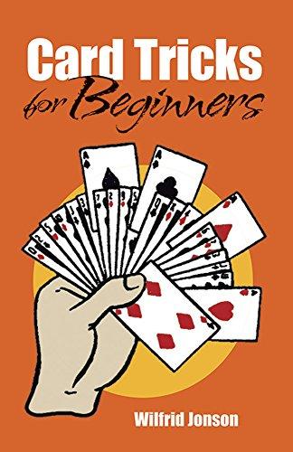 9780486434650: Card Tricks for Beginners (Dover Magic Books)