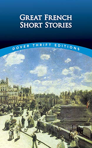 9780486434704: Great French Short Stories (Dover Thrift Editions)