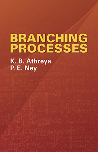Branching Processes (Dover Books on Mathematics): Athreya, K. B.;