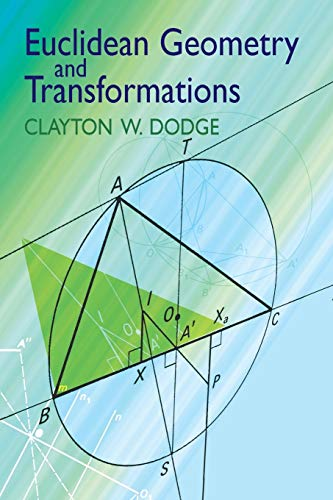 9780486434766: Euclidean Geometry and Transformations (Dover Books on Mathematics)