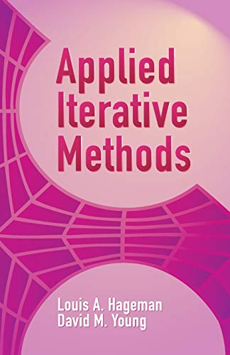 9780486434773: Applied Iterative Methods (Dover Books on Mathematics)