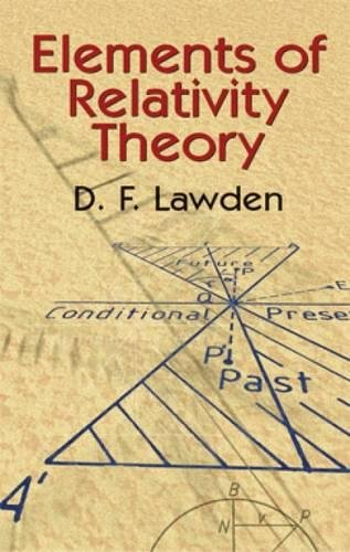 9780486435022: Elements of Relativity Theory: Vol i (Dover Books on Physics)
