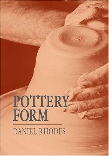 9780486435138: Pottery Form