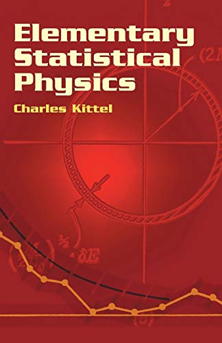 9780486435145: Elementary Statistical Physics (Dover Books on Physics)