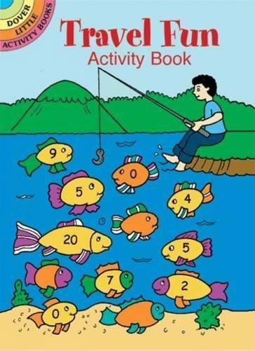 9780486435329: Travel Fun Activity Book: Vol i (Dover Little Activity Books)