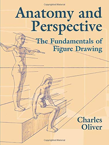 9780486435404: Anatomy and Perspective: The Fundamentals of Figure Drawing