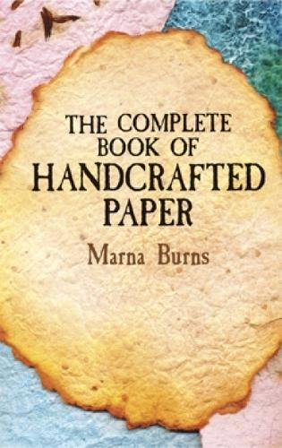 9780486435442: The Complete Book of Handcrafted Paper