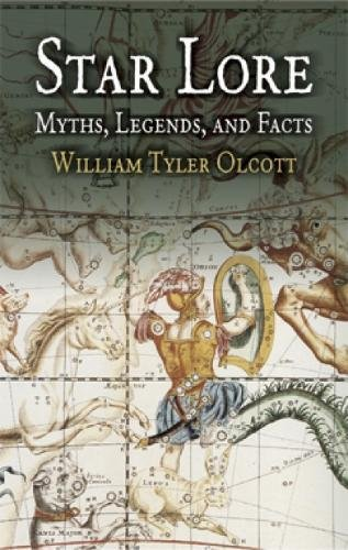 9780486435817: Star Lore: Myths, Legends, and Facts (Dover Books on Astronomy)
