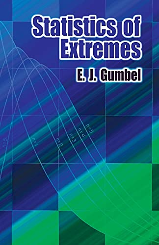 9780486436043: Statistics of Extremes (Dover Books on Mathematics)